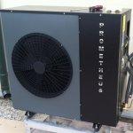 Двухблочный тепловой насос PROMETHEUS PSA-7 R   7,6 кВт