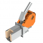 Пеллетная горелка ECO-PALNIK    UNI-MAX 60 кВт