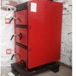 Котел длительного горения Metal-Fach RED LINE PLUS 40 кВт