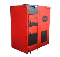 Твердотопливный котел Metal-Fach RED LINE MAX 100 кВт