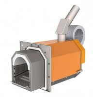 Пеллетная горелка ECO-PALNIK  UNI-MAX 500 кВт